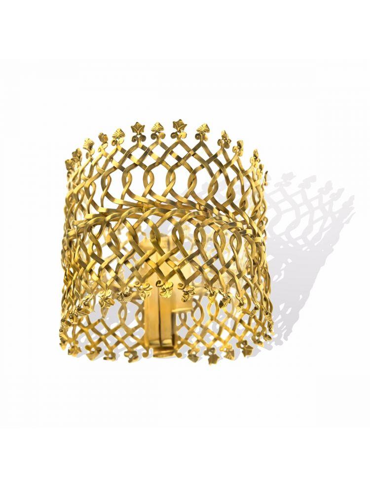 Anna Avakian yellow gold bracelet